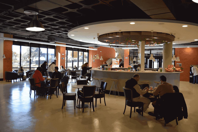 Comedor y cafetería